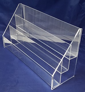 ACD16 3-tier acrylic display rack shelf