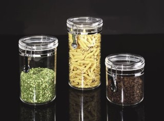 Acrylic Kitchen Products and Organizers