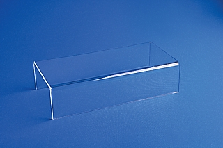 Clear Acrylic Long Risers