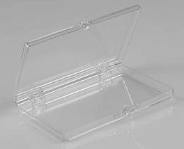 Plastic Hinged Conatiners, Boxes and Cases