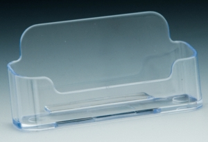 CHBC-EC Clear Economy Countertop Business Card Holders