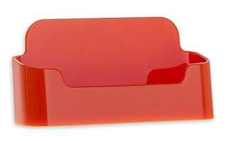 CHBC-EO Orange Economy Countertop Business Card Holders