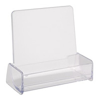 CHBC-H High Back Countertop Business Card Holders