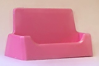 CHBC-P Pink Countertop Business Card Holders