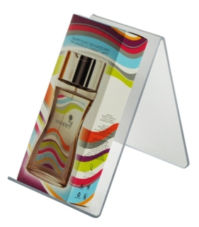 Acrylic Book and Product Easels