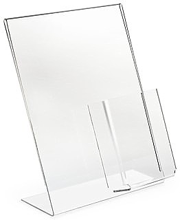 Clear Acrylic and plexiglas frames with pocket, plexi, plexiglass, lucite
