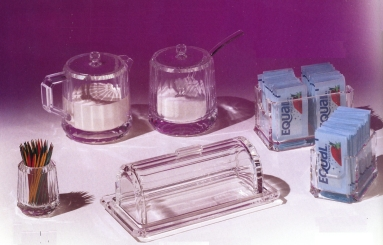 Clear Acrylic Kitchen and Dining Products