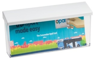 Outdoor Acrylic and Plastic Brochure and Literature Holders
